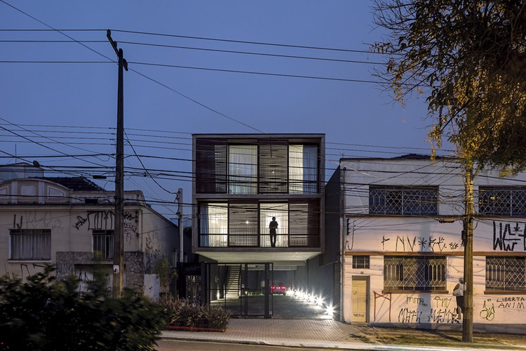Building 1232 / Arquea Arquitetos, © Leonardo Finotti