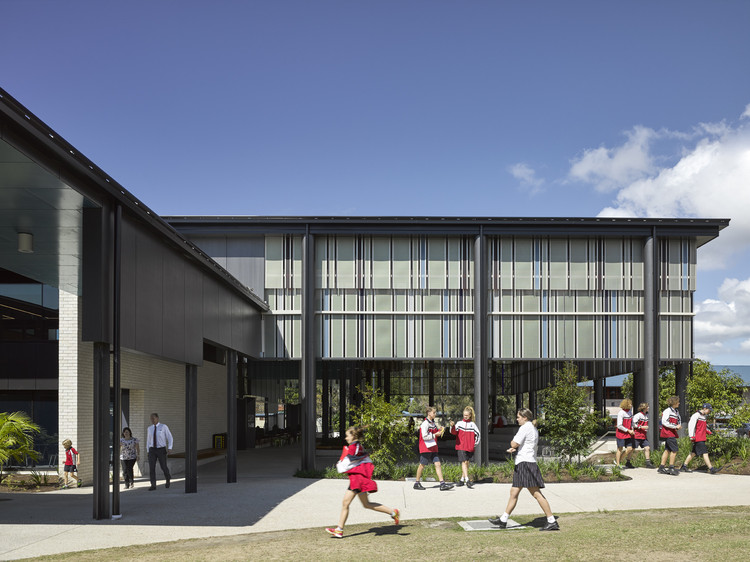St Andrew's Anglican College Learning Hub / Wilson Architects, © Christopher Frederick Jones