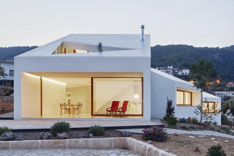 Casa MM / OHLAB, © José Hevia