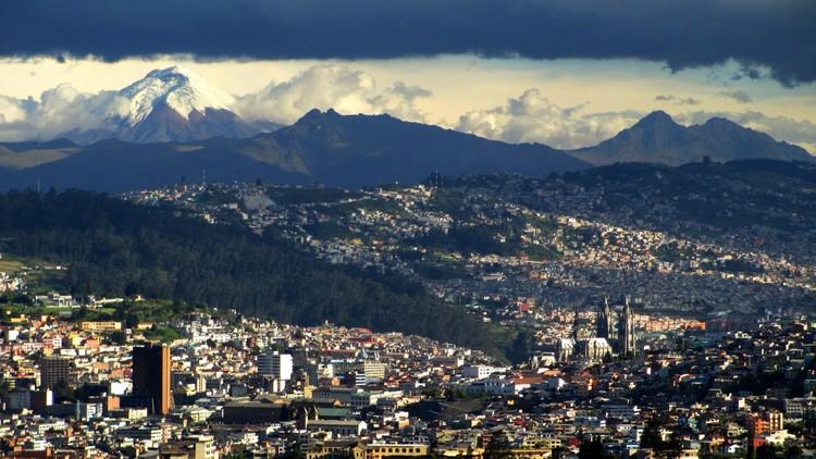 ONU-Habitat publica em português documentos sobre desenvolvimento urbano, Quito, Equador. Image © Cristian Ibarra Santillan, via Flickr. Licença CC BY 2.0