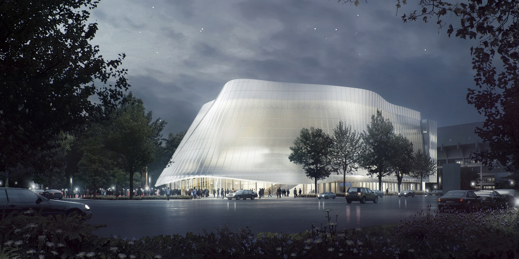 Mad Architects Unveils Design For Translucent China