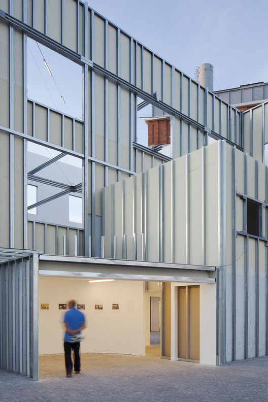 A Forma da Forma (4ª Trienal de Arquitectura de Lisboa) / Johnston Marklee, Nuno Brandão Costa & Office KGDVS, © Tiago Casanova