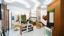 Peluquería Organic / LIQE arquitectura