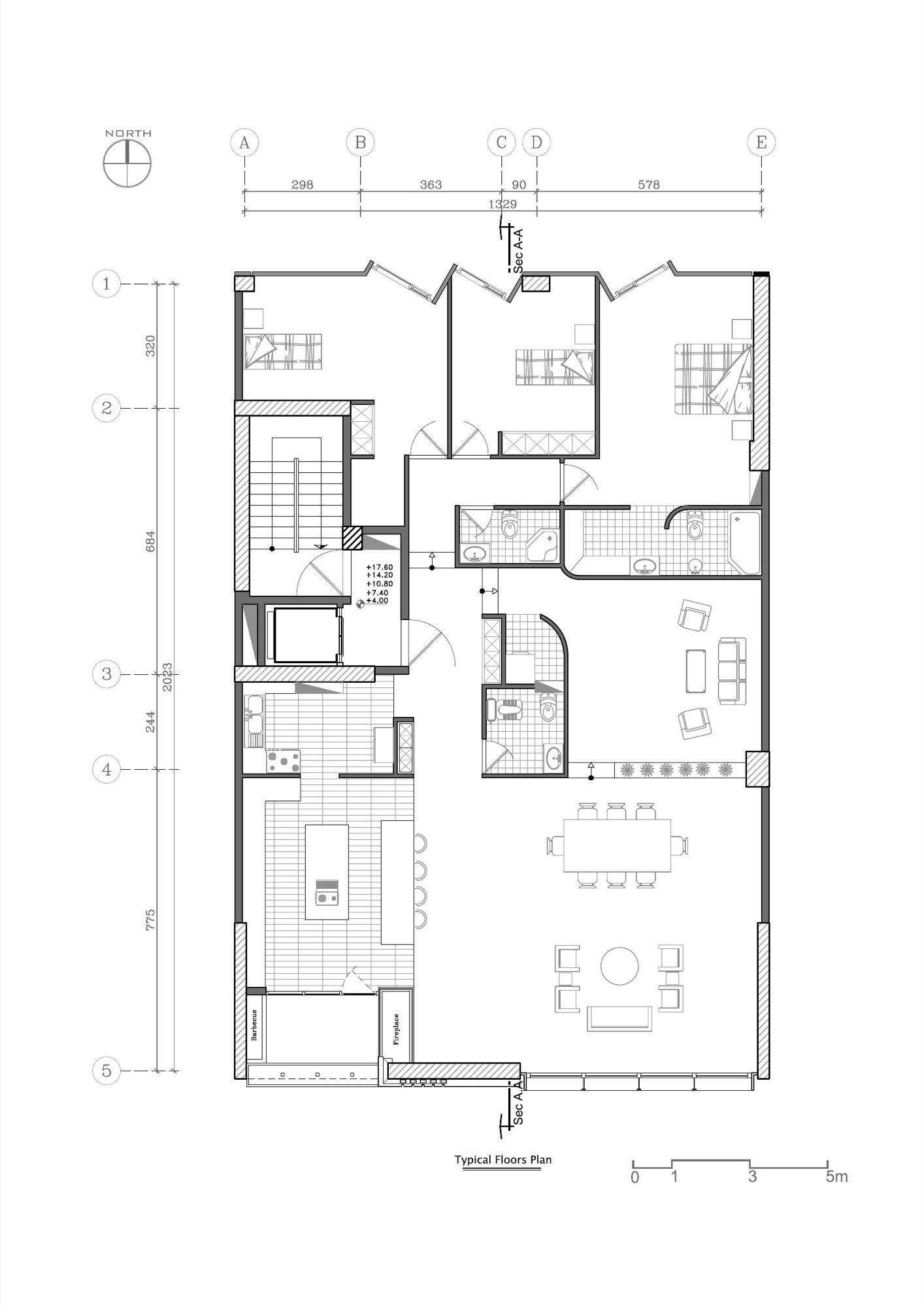 Galer 237 A De Variedad Brutal Ero Architects 15