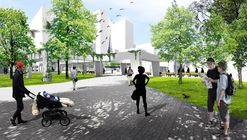 Montreal's Oldest and Most Important Square to be Redesigned by Nippaysage