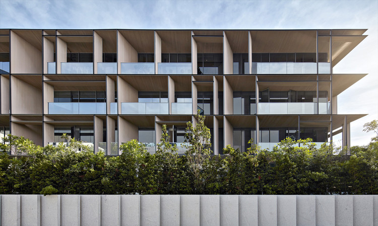 Cluny Park Residence  / SCDA  Architects, © Aaron Pocock