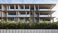 Cluny Park Residence  / SCDA  Architects