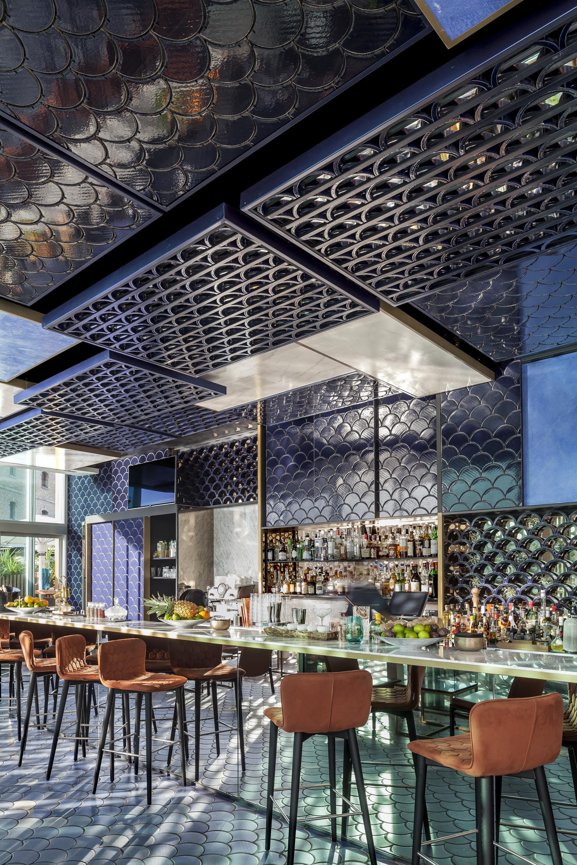 adri goula - Blue Restaurant Design