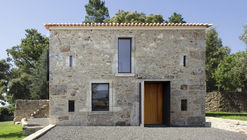 Casa de la Eira  / AR Studio Architects