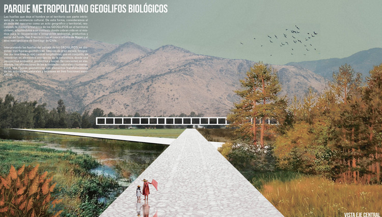 Equipo colombo-brasileño, ganador del concurso Santiago Ecologías Emergentes en Chile, METASTASIS / Mapas Arquitectura y Territorio. Image Cortesía de Santiago Ecologías Emergentes