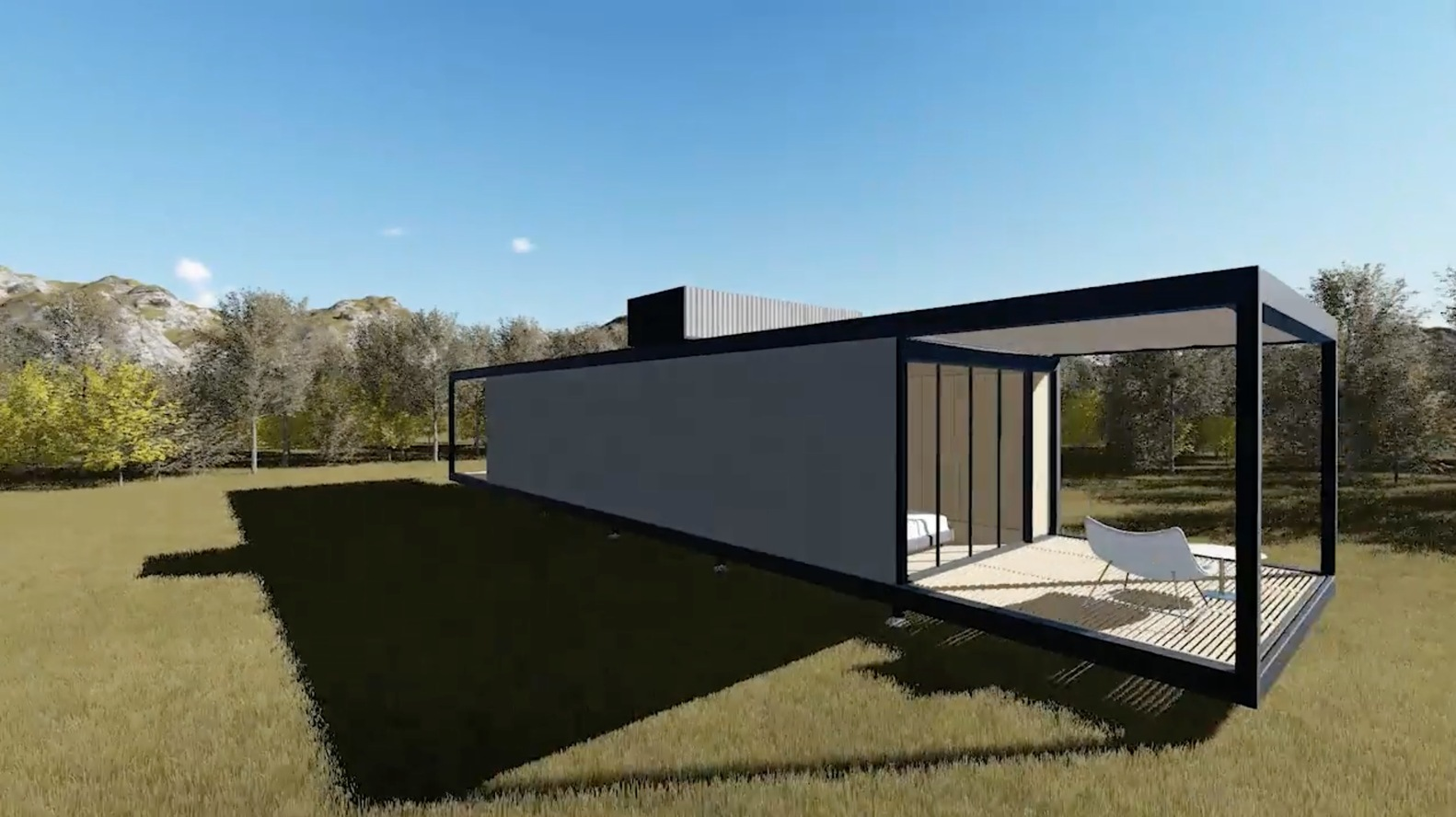 Gallery Of Mendes Da Rocha Fuksas Pjar Architects Design Pre Fab