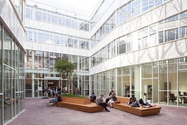 Universidad de Leiden  / Mecanoo, Cortesía de Mecanoo