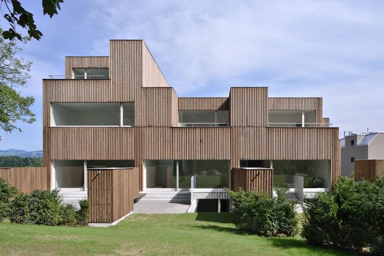 Mehrfamilienhaus Chammerholz / Moos Giuliani Herrmann Architekten, © Sabrina Scheja