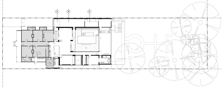 Bundaroo House Tziallas Omeara Architecture Studio
