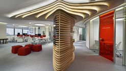 Oficina Bain&Company Estambul / Net Mimarlik