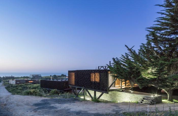Casas Grove  / WMR Arquitectos, © Sergio Pirrone