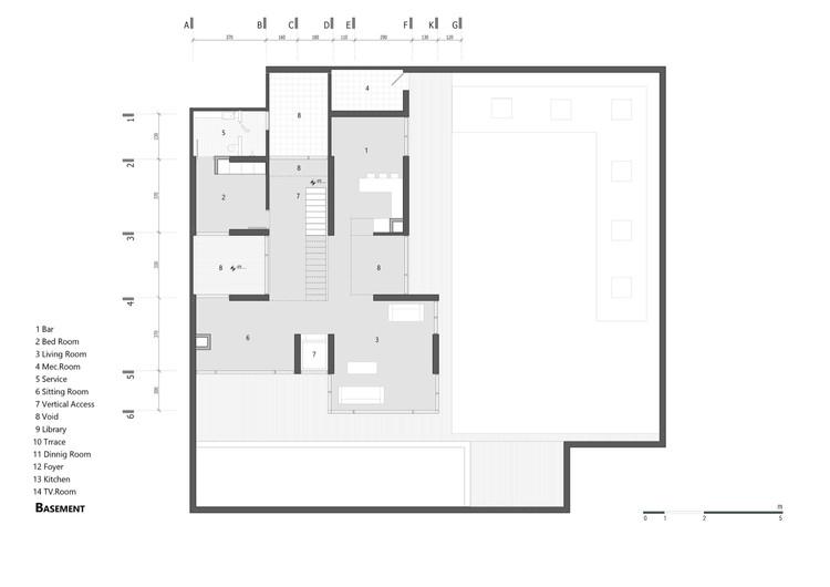 Good Basement Floor Plan