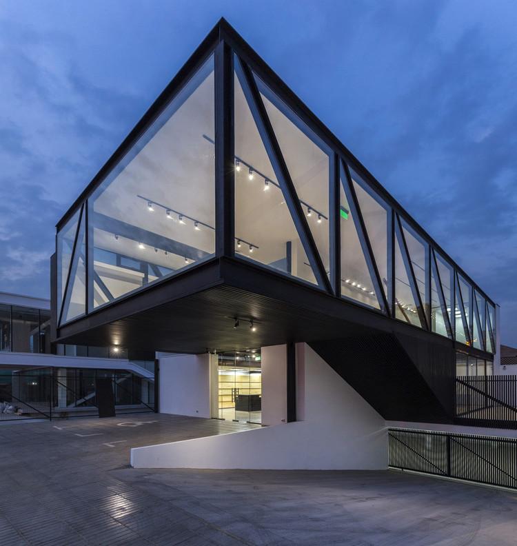 Rey Vitacura / CARREÑO SARTORI arquitectos | Plataforma Arquitectura