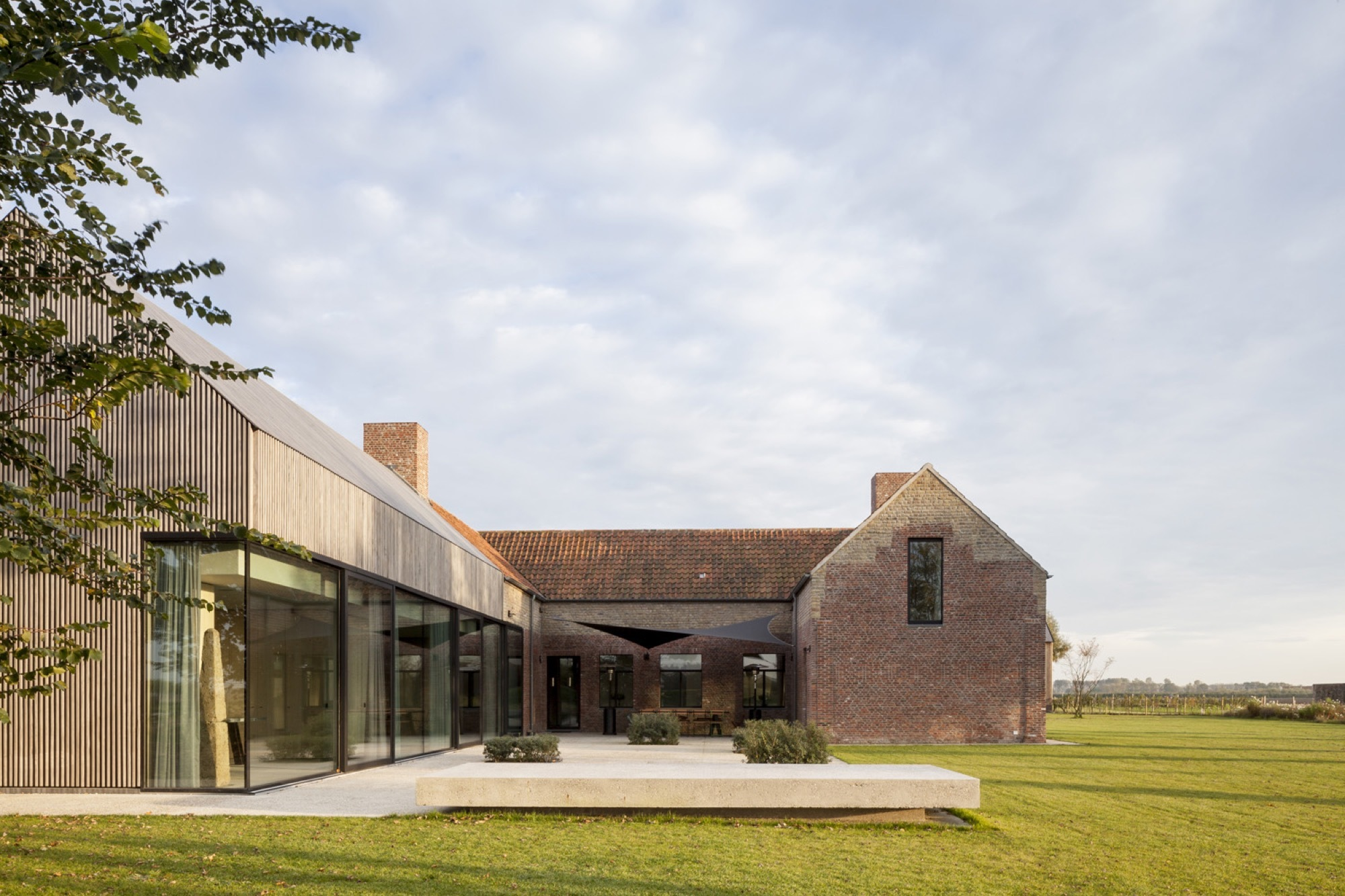 Gallery Of Residence Dbb Govaert Vanhoutte Architects 9