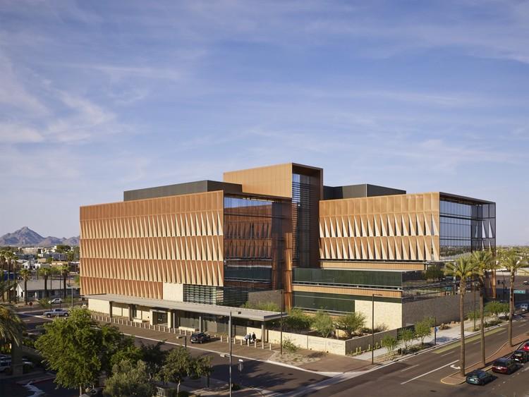 University Of Arizona Cancer Center Zgf Architects Archdaily