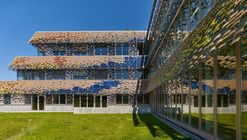 University of Pau and Pays de l'Adour / Architecture Patrick Mauger