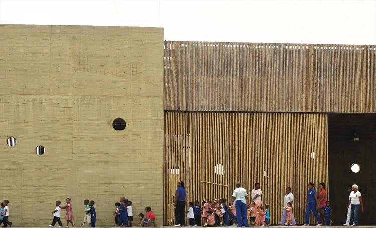 La ciudad contemporánea, según el Seminario Internacional Iberoamérica, Arquitectura y Ciudad 2016, CDI El Guadual, Villa Rica. Image © Ivan Dario Quiñones Sanchez