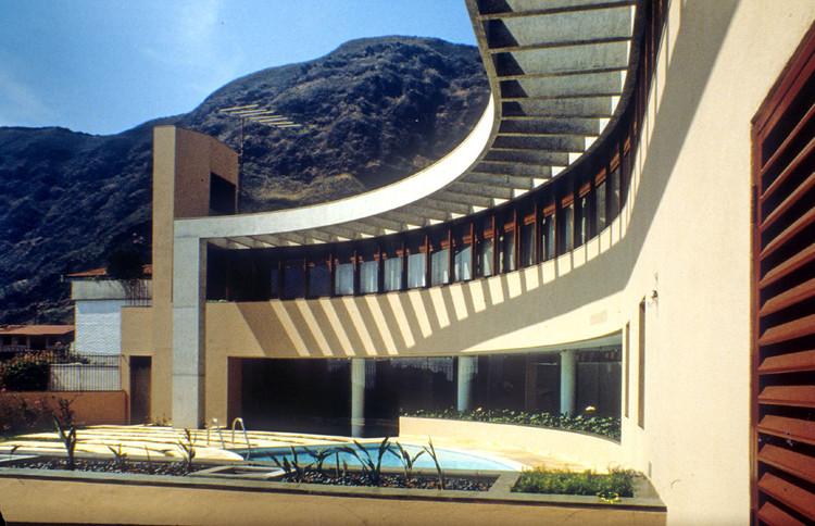Clássicos da Arquitetura: Residência Van Damme  / Humberto Serpa, © Acervo Humberto Serpa