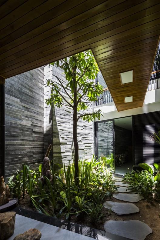 Casa Jardín / Ho Khue Architects, © Hiroyuki Oki