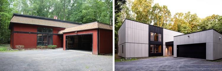 New Paltz House Alexallen Studio Archdaily