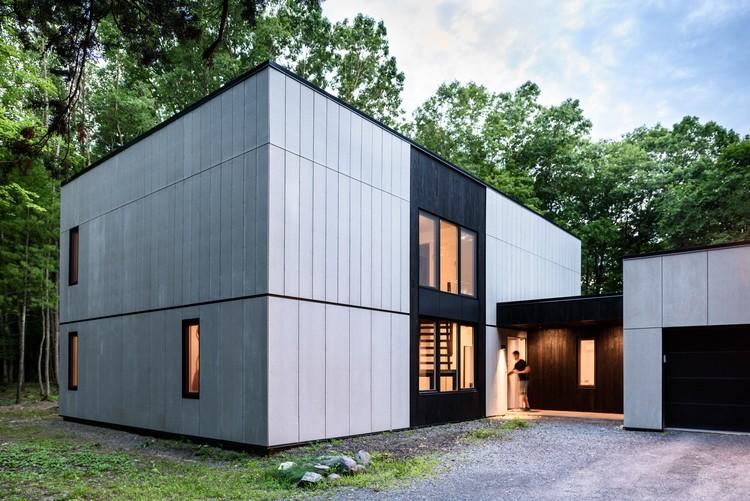 New Paltz House / AlexAllen Studio, © Alan Tansey