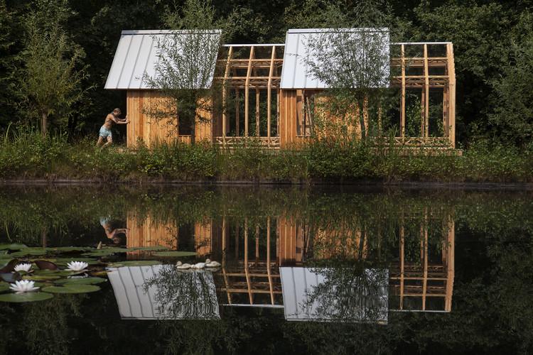 Casa de jardín / Caspar Schols, © Jorrit't Hoen