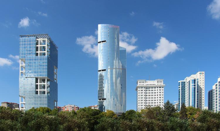 Torre Regnum Sky / MSA Architects, © Mustafa Selçuk