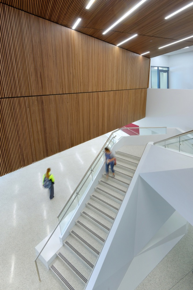 Gallery Of Missouri State University O Reilly Clinical Health Sciences Center Cannondesign 5