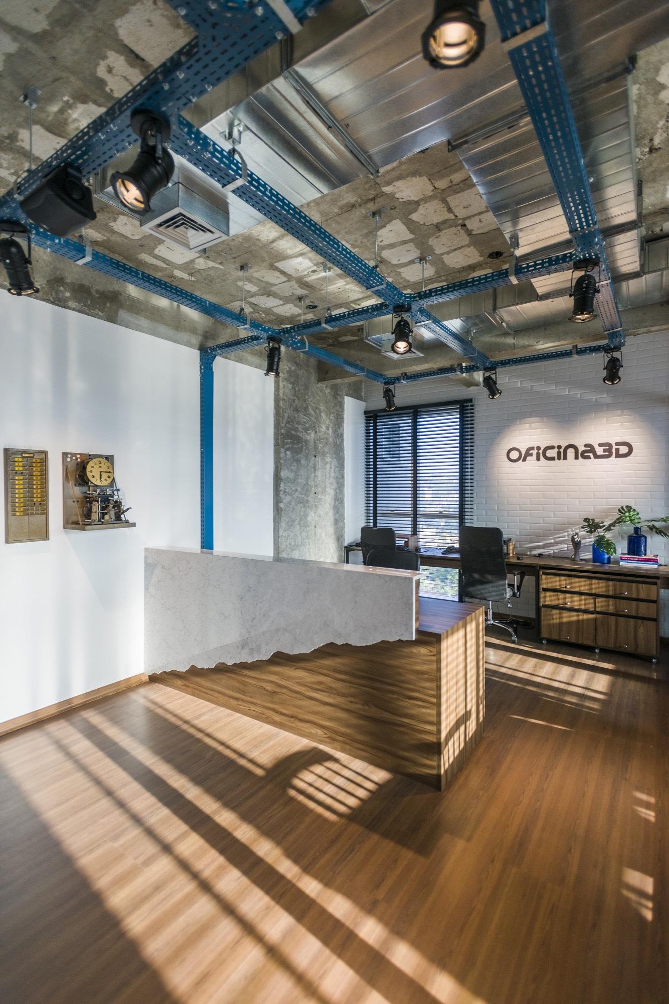 Galeria de oficina3d studio alencar 11 for Oficina de infiltrados temporada 3