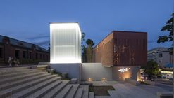 Hong-Hyun Bukchon Information Office and Facilities / Interkerd Architects