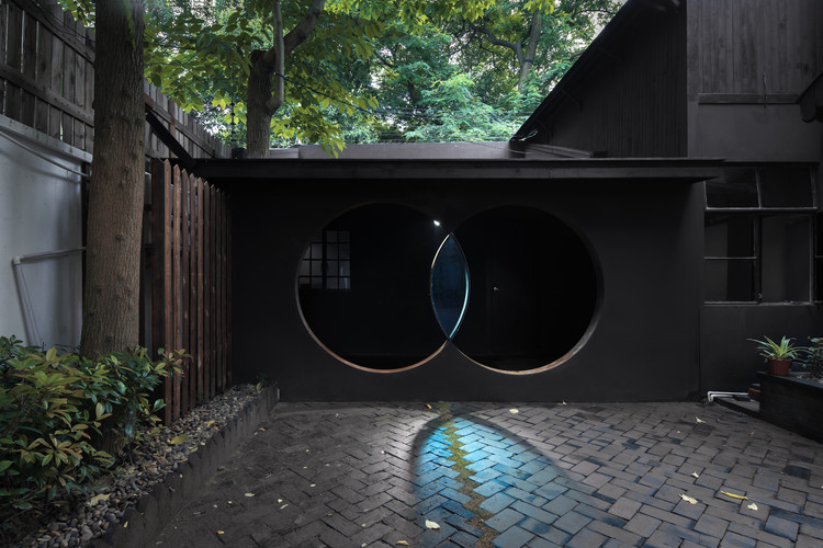 The Third Eye-Micro Renovation / Wutopia Lab, © CreatAR (Ai Qing, Mao Yinchen)