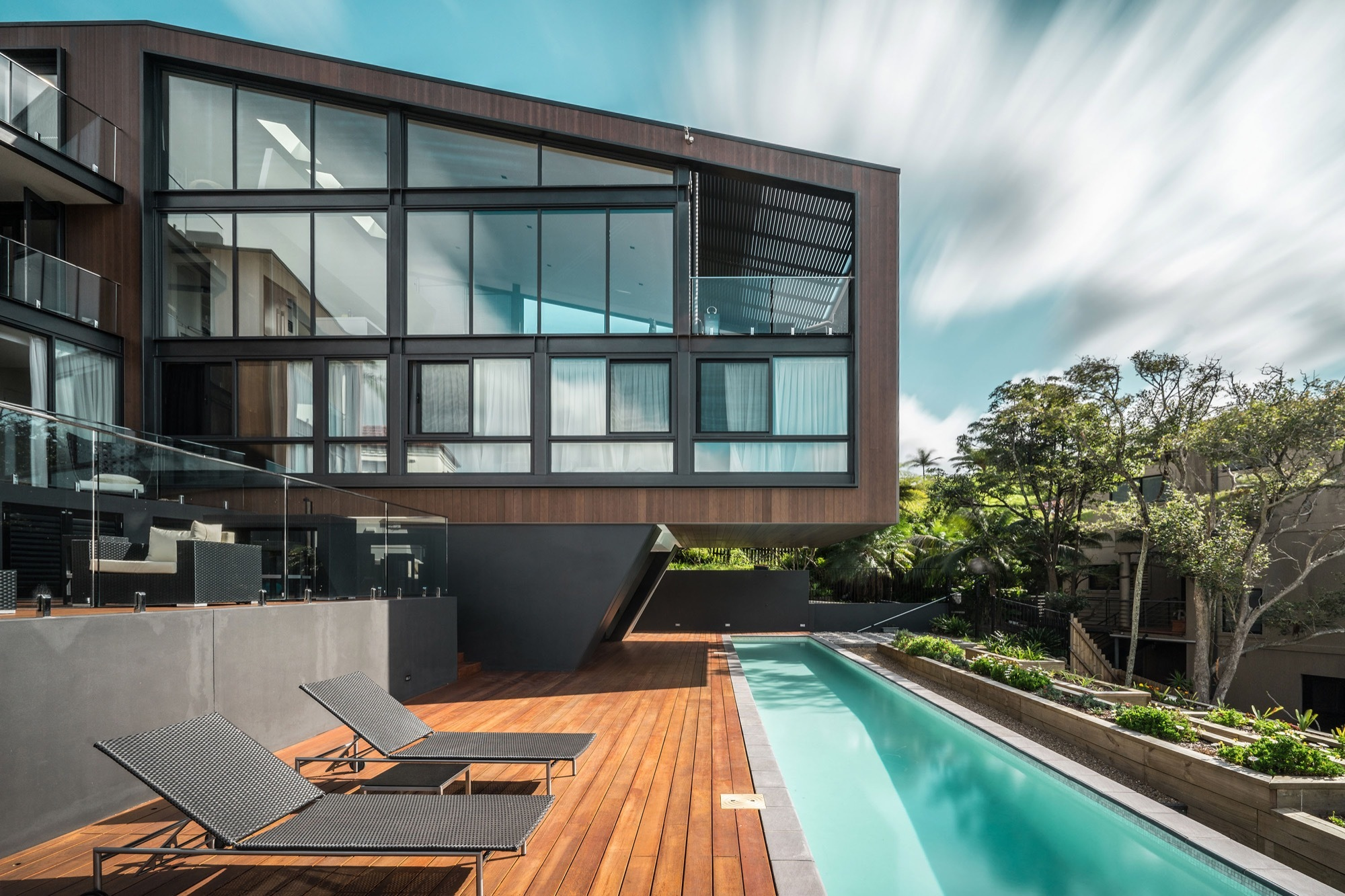 Seaforth house iapa design consultant archdaily for Design consultant