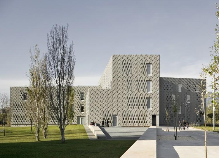Campus Universitario URV  / Josep Ferrando + Pere Joan Ravetllat  + Carme Ribas, © Pedro Pegenaute