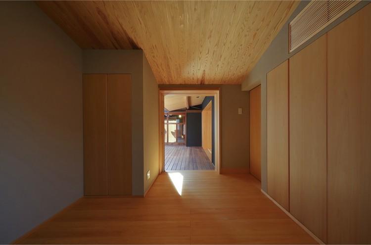 Koumori-An 1945-2015 / Atsumasa Tamura Design Office, © Sohei Terui
