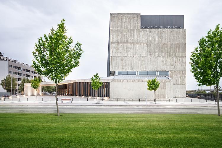 Palácio da Justiça de Huesca / Ingennus, © Lieya Ortega