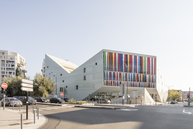 'Maison Stéphane Hessel' de JDS Architects, bajo el lente de Laurian Ghinitoiu, © Laurian Ghinitoiu