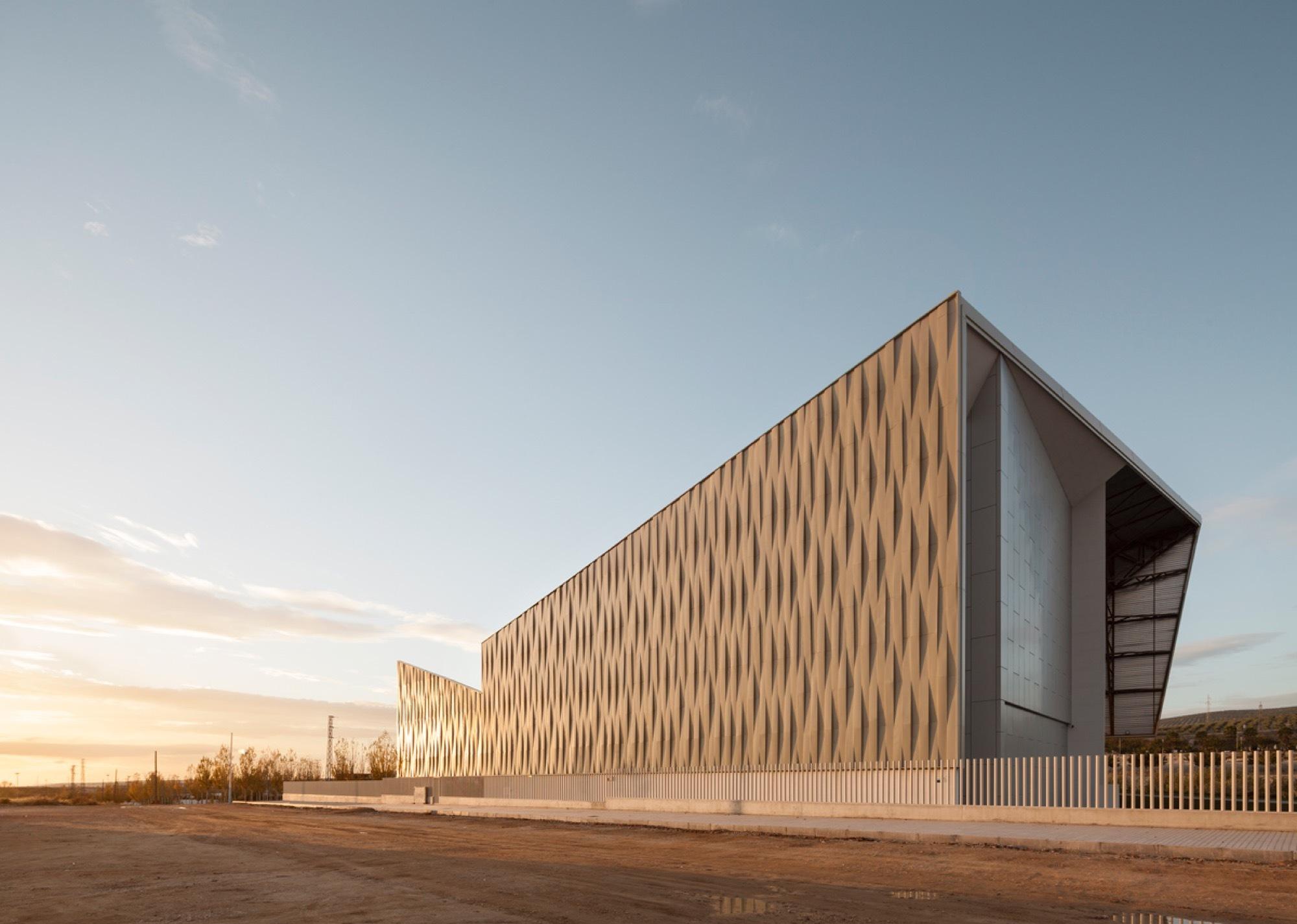 Gallery of municipal auditorium of lucena mx si Architecture si