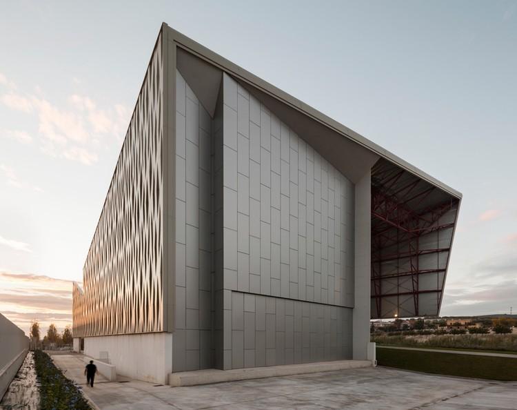 Auditorio Municipal de Lucena / MX_SI architectural studio, © Pedro Pegenaute