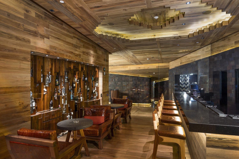 15 restaurantes que a trav s del dise o entregan una for Restaurante arquitectura