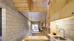 Casa entre Empenas Sant Cugat / Josep Ferrando