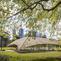 MPavilion, Melbourne, Australia (2016). Image © John Gollings