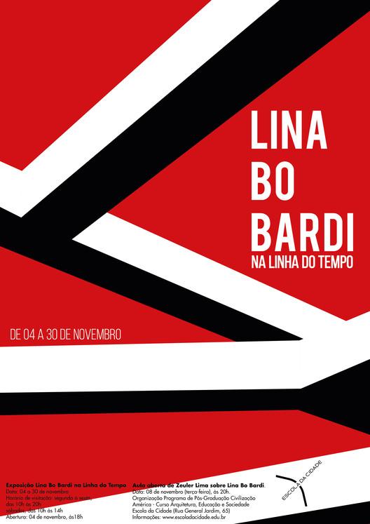 Escola da Cidade promove exposição sobre obras construídas de Lina Bo Bardi, Cortesia de Unknown