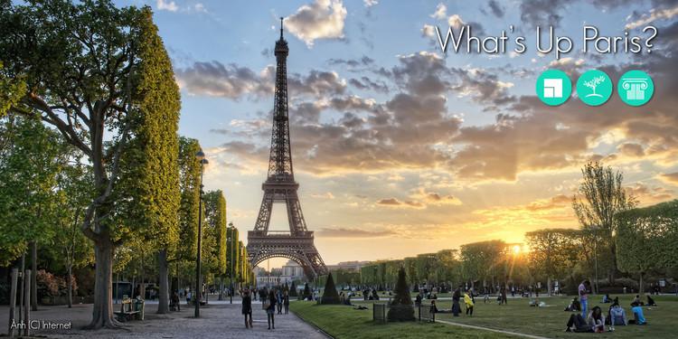 What's Up Paris?, What's Up Paris