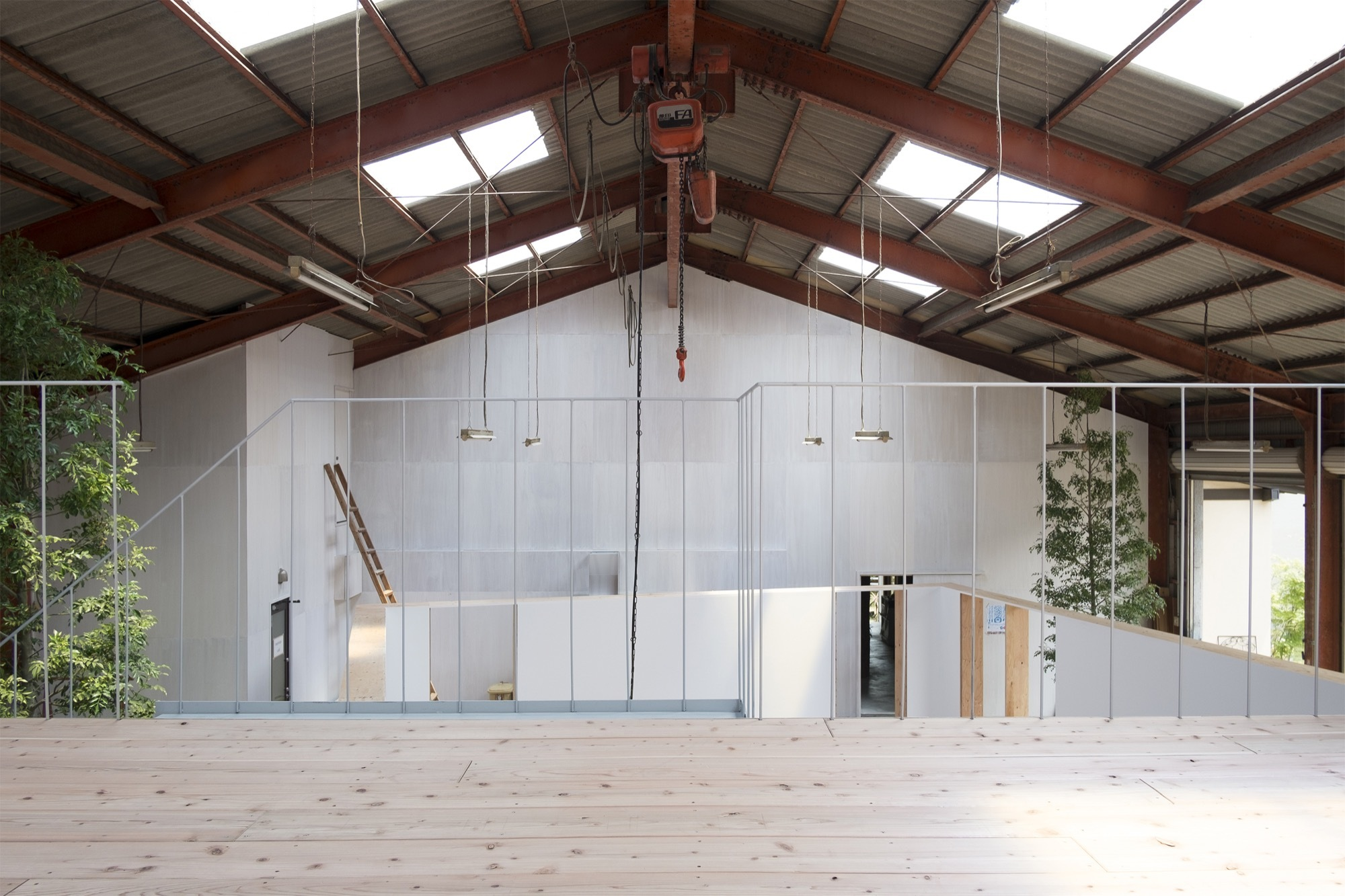 Warehouse | ArchDaily