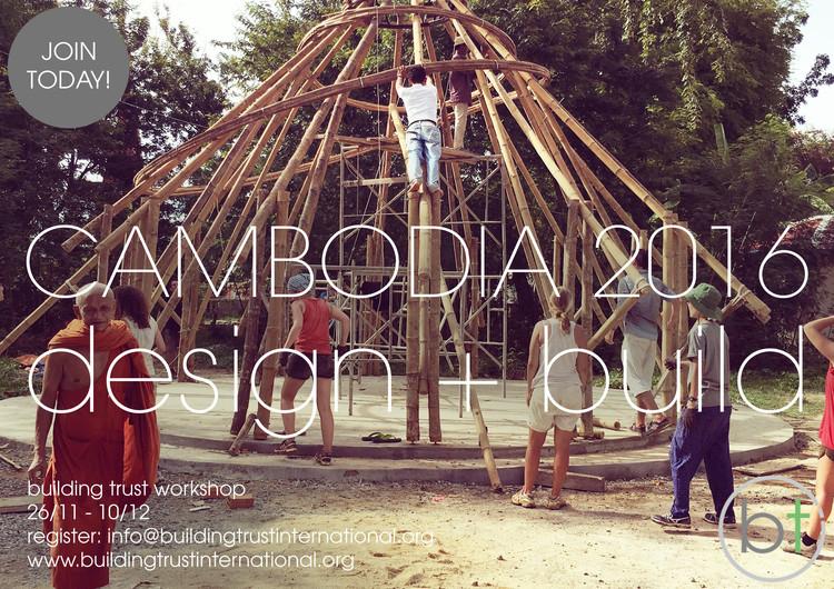 Bamboo Design + Build Workshop, Cambodia 2016, Bamboo Design + Build Workshop, Cambodia 2016